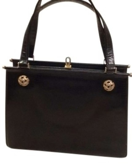 Preload https://item3.tradesy.com/images/saks-fifth-avenue-vintage-ave-black-leather-tote-128377-0-0.jpg?width=440&height=440