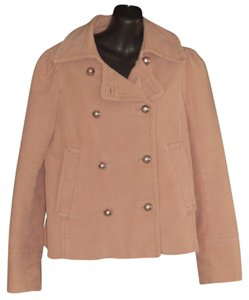 Marc by Marc Jacobs Silver Hardware Pea Coat