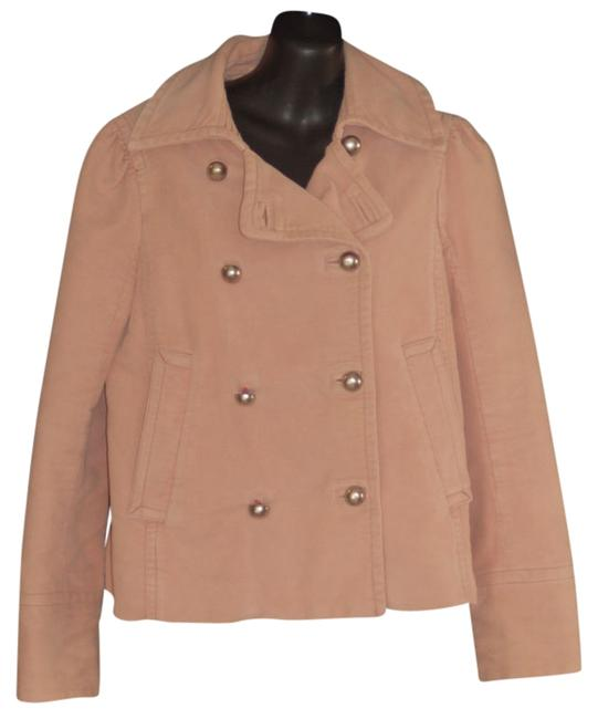 Preload https://item5.tradesy.com/images/marc-by-marc-jacobs-rose-cotton-pink-silvertone-buttons-pea-coat-size-8-m-1283864-0-0.jpg?width=400&height=650