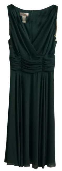 Item - Green Cocktail Dress Size 6 (S)