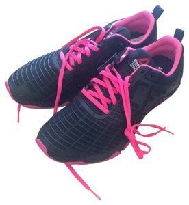 Reebok Black and bright pink Athletic