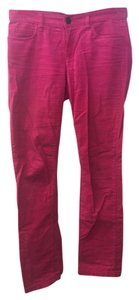 J.Crew Boot Cut Pants Pink
