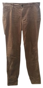 New York & Company Skinny Pants Tan