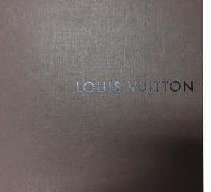 Louis Vuitton Louis Vuitton Scarf Box