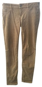 Maurices Skinny Pants Tan
