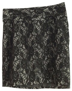 The Limited Skirt Black Lace