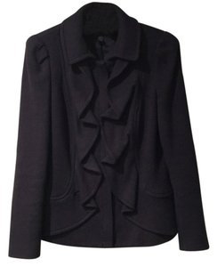 INC International Concepts Gray/Navy Blazer