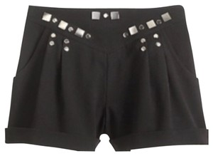 Vena Cava Dress Shorts Black