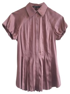 BCBGMAXAZRIA Top Dusty Rose