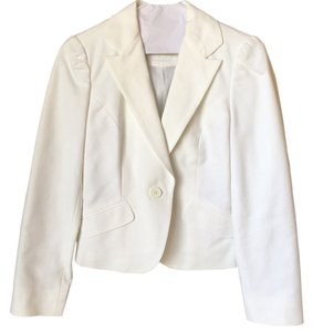 Old Navy White Blazer