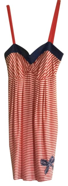 Preload https://item2.tradesy.com/images/colcci-redwhite-short-casual-dress-size-4-s-1284291-0-0.jpg?width=400&height=650
