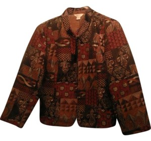 Christopher & Banks Petite fall multicolor Jacket