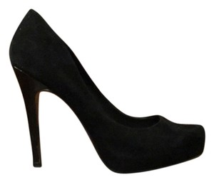 Jessica Simpson Black suede Pumps