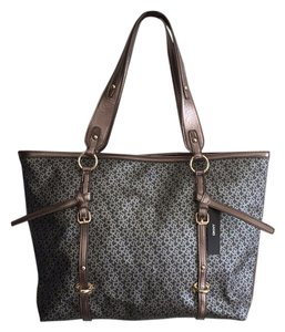 DKNY Tote in Pewter