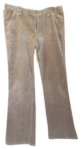 Gap Flare Pants Tan