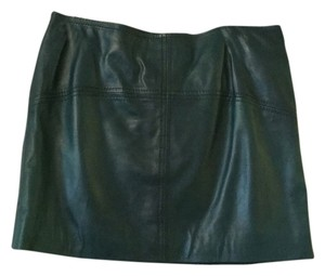 ASOS Mini Skirt Dark green