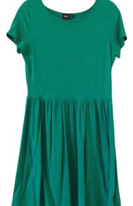 ASOS short dress Green on Tradesy