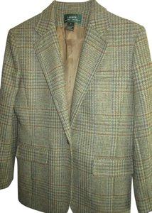 Ralph Lauren Ralph Lauren Green/Tweed Blazer