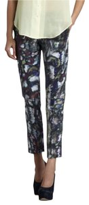 Theory Capri/Cropped Pants Multi