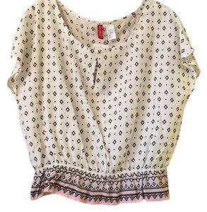 Divided by H&M Top white, black, pink