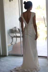 Designer clothing and accessories up to 90 off at tradesy amy michelson faith wedding dress junglespirit Gallery
