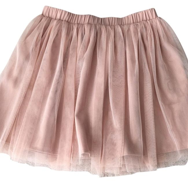 Preload https://item2.tradesy.com/images/urban-outfitters-pale-peach-miniskirt-size-0-xs-25-12846481-0-2.jpg?width=400&height=650