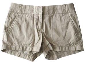 J.Crew Mini/Short Shorts Beige