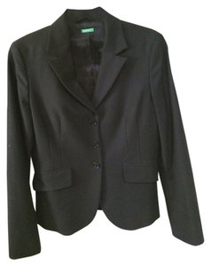 United Colors of Benetton Suiting Jacket Black Blazer