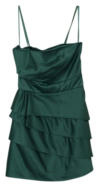 BCBG Short Strapless Dress