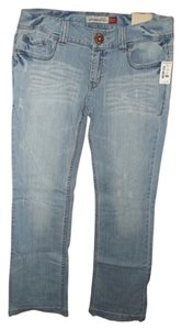 Aéropostale Aeropostale Boot Cut Jeans-Light Wash