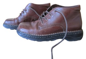 Earth Spirit Leather Hiker Lace 7.5 Brown Boots