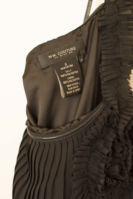 MM Couture Short Dress