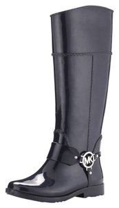 Michael Kors Fulton Tall Rainboot Rain blue Boots