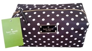 Kate Spade Kate Spade Polka Dot Cosmetic Bag