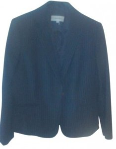 Calvin Klein Calvin Klein Navy Pin Striped Suit