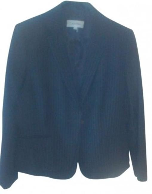 Preload https://item4.tradesy.com/images/calvin-klein-navy-blue-pin-striped-skirt-suit-size-10-m-128488-0-0.jpg?width=400&height=650