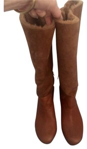 UGG Australia Brown leather Boots