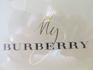 Burberry MY BURBERRY Eau De Parfum 3.0 fl.oz Natural Spray Vaporisateur Sealed