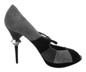 Miu Miu Gray Pumps
