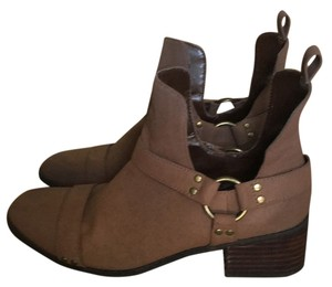 Nasty Gal Brown Boots