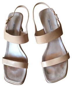 Bruno Magli 8.5 Tan Sandals