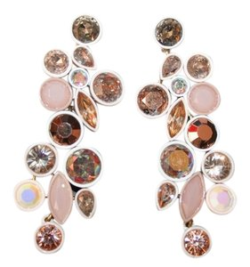 J.Crew J.CREW MIXED BRULEE STATEMENT EARRINGS.