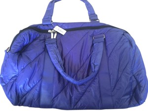 Forever 21 Waterproof Blue Travel Bag