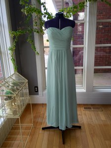 Bill Levkoff Pistachio (Soft Green) Style 1133 Dress