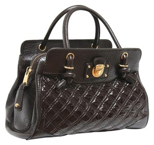 Marc Jacobs Tote in Dk Brown