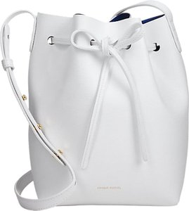 Mansur Gavriel Bucket Sold Out Leather Shoulder Bag