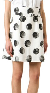 Dolce&Gabbana Skirt Black and White