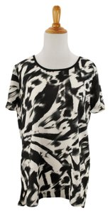 Calvin Klein Top abstract print