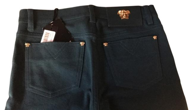 Item - Teal/Pine Green Pants Skinny Jeans Size 25 (2, XS)