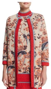 Missoni Red Multi Blazer
